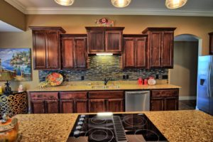 Kitchen Vented Cook Top